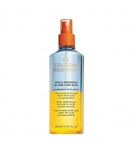Collistar Spray Doposole Bifase con Aloe 200 ml