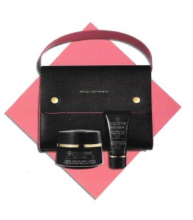 Collistar Kit Pochette Piquadro - Crema Crema Preziosa Nero Sublime 50 ml + Siero Prezioso Nero Sublime 15 ml