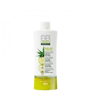BB Green Detergente Intimo Lenitivo Delicato Aloe Vera Cetriolo Mela Verde 250 ml