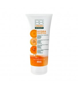 BB Green Hydra Cocktail Crema Mani Idratante Carota Melone Zucca 100 ml