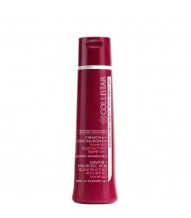 Collistar Shampoo riempitivo Cheratina + Acido Ialuronico 250 ml