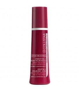 Collistar Spray Fissativo Riempitivo Ricostruttivo Cheratina + Acido Ialuronico 250 ml