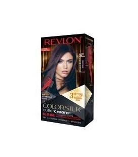 Revlon Colorsilk All-in-one-Shampoo, Farbe, Ohne Ammoniak 28 DV Schwarz Violett Lebhaft
