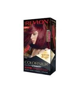 Revlon Colorsilk All-in-one-Shampoo Farbe Ohne Ammoniak, 36 RB Bordeaux Lebhaft