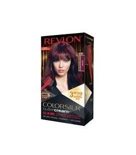 Revlon Colorsilk All in one Shampoo Colore Senza Ammoniaca 48 BV Bordeaux Vivido