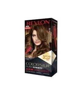 Revlon Colorsilk All in one Shampoo Colore Senza Ammoniaca 63 Castano Chiaro Dorato