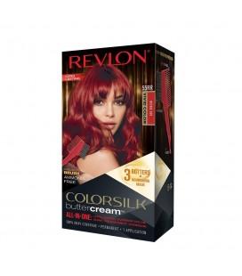 Revlon Colorsilk All in one Shampoo Colore Senza Ammoniaca 55 RR Rosso Intenso Vivido