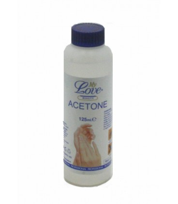 My Love Acetone 125 ml