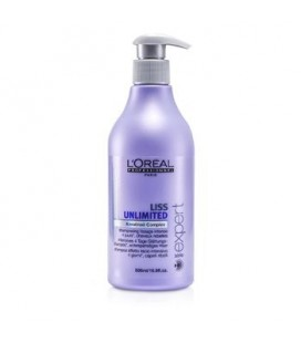 L'Oreal Shampoo Liss Unlimited 500 ml.