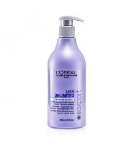 L ' Oreal Shampoo Liss Unlimited-500 ml.