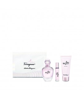 Salvatore Ferragamo Amo Kit Edp 100 ml + Edp 10 ml+ Body Lotion 100 ml