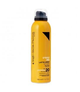 Diego Dalla Palma 'O Sole Mio Latte Spray Tocco Leggero SPF 20 150 ml