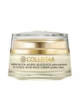 Collistar Crema Ricca Acido Glicolico Pelle Perfetta 50 ml