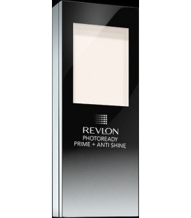 REVLON PHOTOREADY PRIME + ANTISHINE BALM CLEAR CLEAR 010