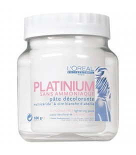 L'Oreal Platinum Sans Ammoniaque Pate Decolorante 500 gr