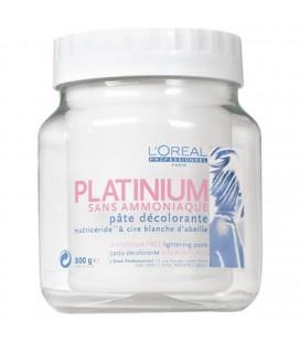 L ' Oreal Platinum Sans Ammoniaque Pate Entfärber 500 gr