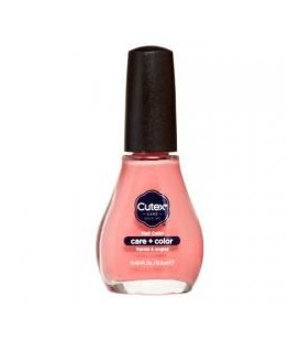Cutex Color & Care Polish, Cathc The Sunset 130