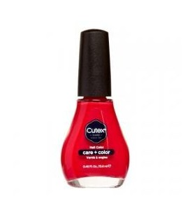 Cutex Color & Care Polish, Passion Ignights 180