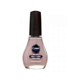 Cutex Color & Care Polish, Foggy Morning 380