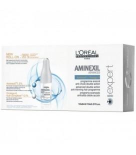 L'Oreal Expert Aminexil Programma Avanzato Anticaduta Doppia Azone 10x6 ml
