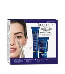 Collistar Perfecta - Crema Perfezione Contorno Occhi 15 ml + Sonic Eye and Face System + Crema Perfezione Viso Collo 15 ml