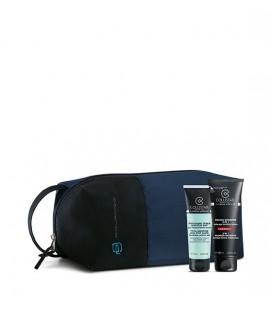 Collistar-Kit Pochette von Piquadro - Hydratation Insgesamt 24h 75 ml + Shampoo und duschgel 100 ml