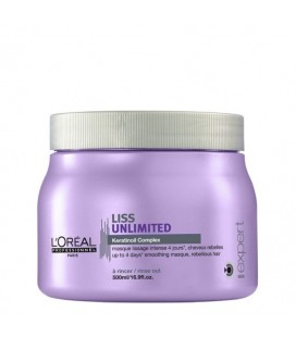 L'Oreal Maschera Liss Unlimited 500 ml.
