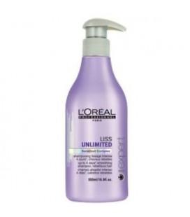 L'Oreal Shampoo Liss Ultime Oil Inceil 500 ml.