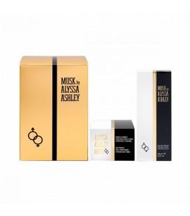 Alyssa Ashley Musk Kit EDT 100 ml + Body Cream 250 ml