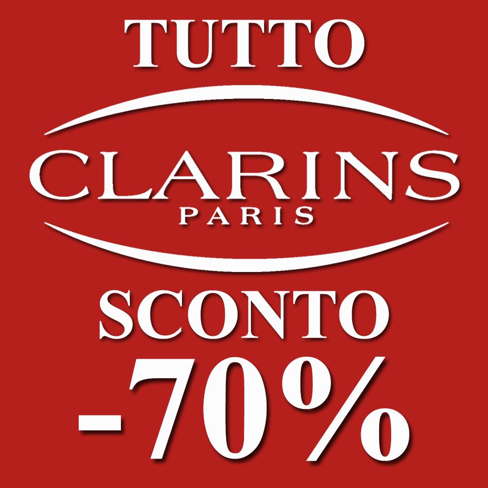 Clarins -70%